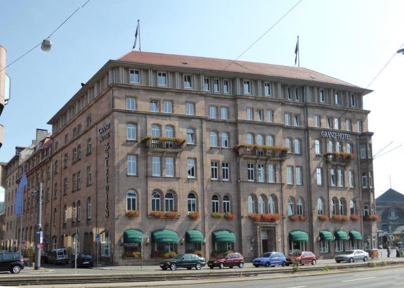 Quartier Marienvorstadt, Nuremberg