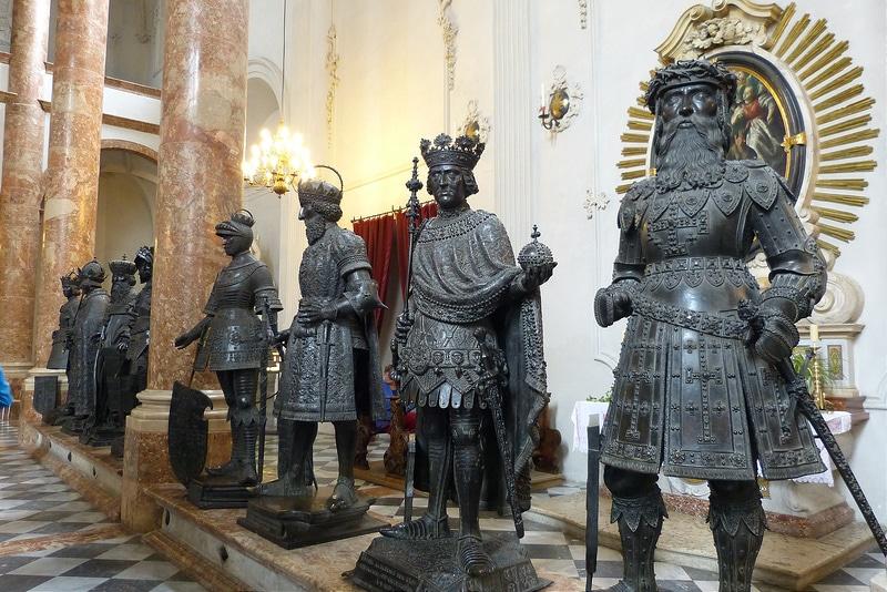 Mausolée Empereur Maximilien, Innsbruck
