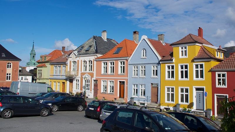 Quartier Nordnes, Bergen
