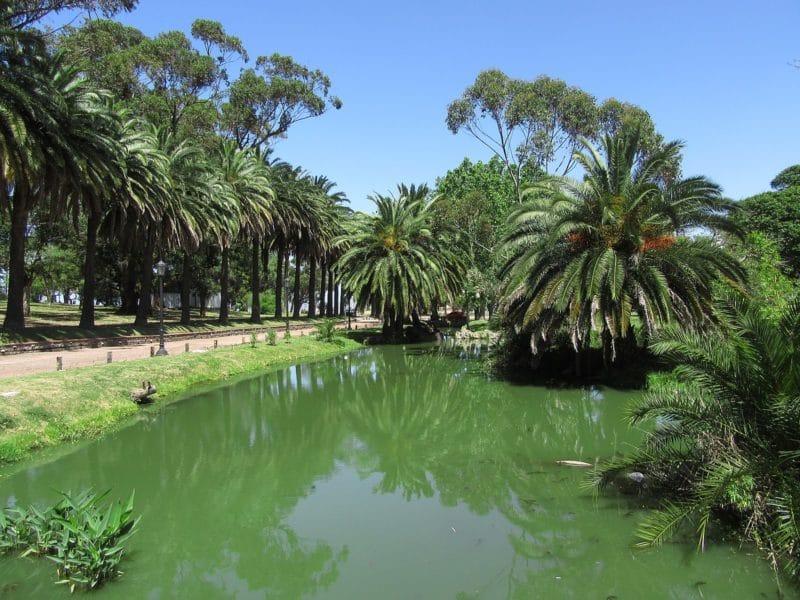 Parc Parque Rodo, Montevideo