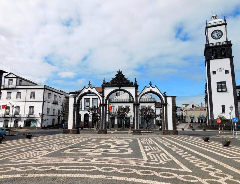 Ponta Delgada, Açores, Portugal