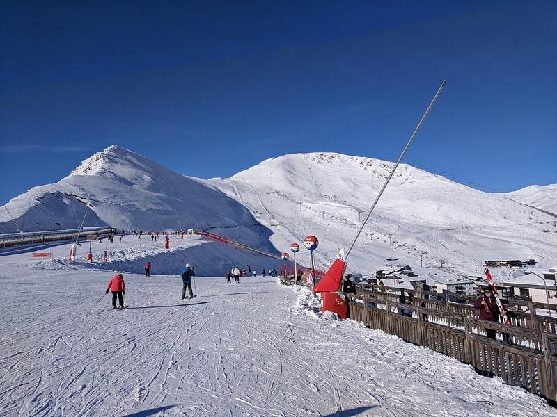 Saint Lary Soulan, Pyrénées