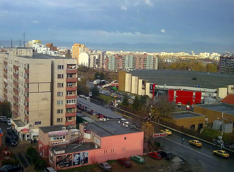 Studentski Grad, Sofia