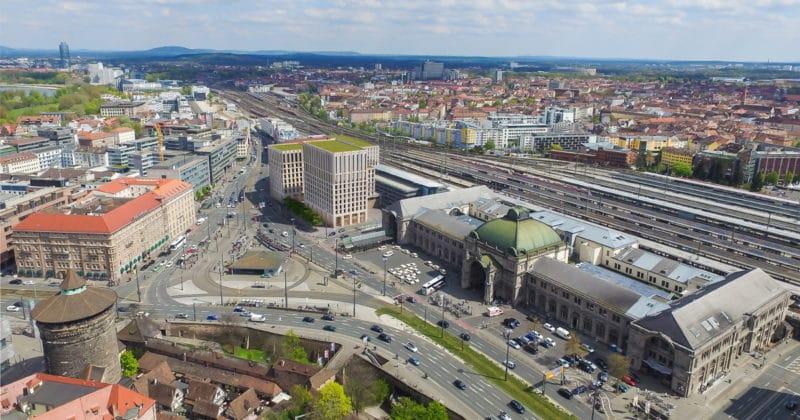 Quartier Tafelhof, Nuremberg