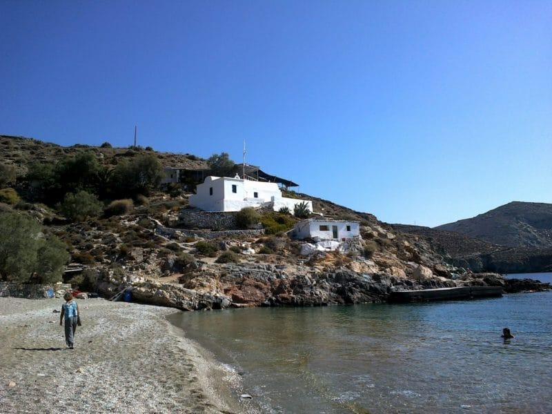 Ágios Nikólaos, Folegandros