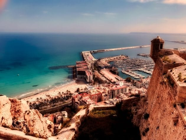 Les 9 choses incontournables à faire à Alicante