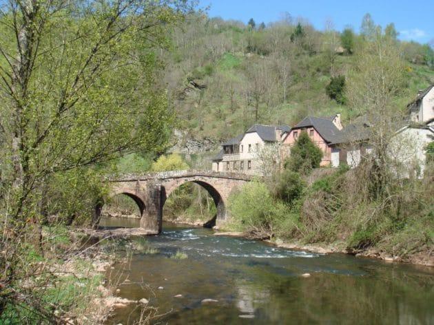 9 sites où faire du canoë-kayak dans l'Aveyron