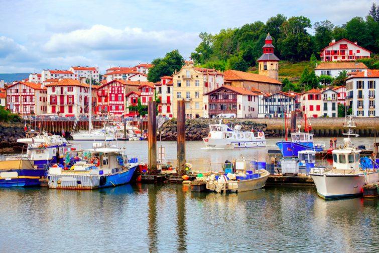 Balade en bateau à Biarritz