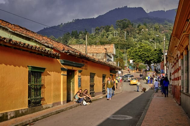 Dans quel quartier loger à Bogota ?