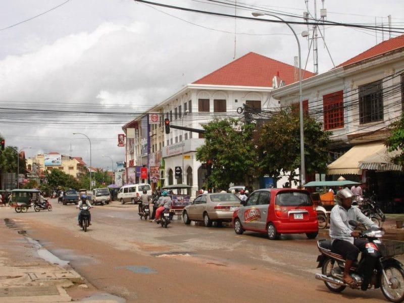 Boulevard Sivatha, Siem Reap