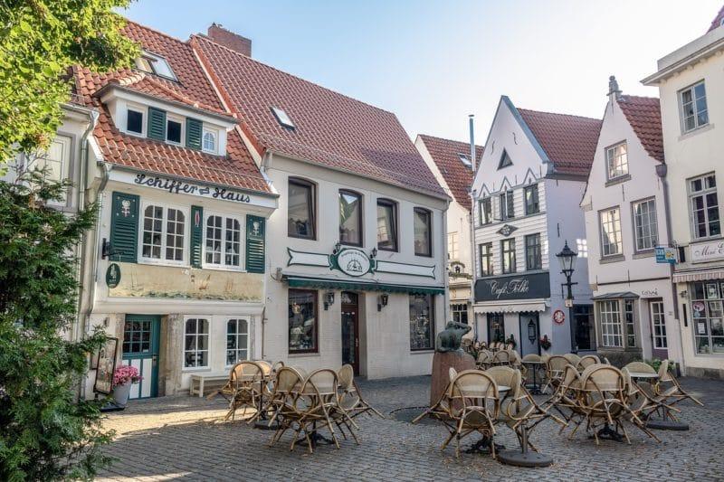 Loger centre ville Bremen