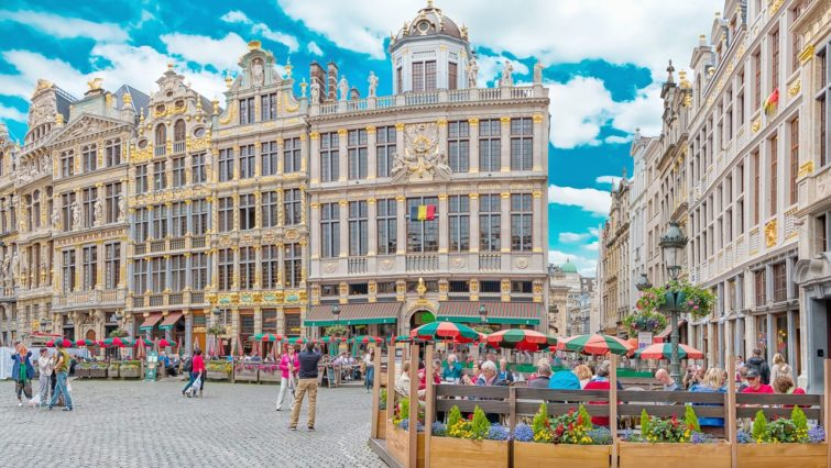 Brussels, nouvel an