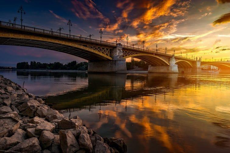 Budapest, nouvel an