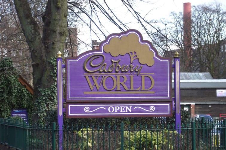 Cadbury World, Birmingham
