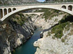 Sites où faire du canoë/kayak dans l'Hérault