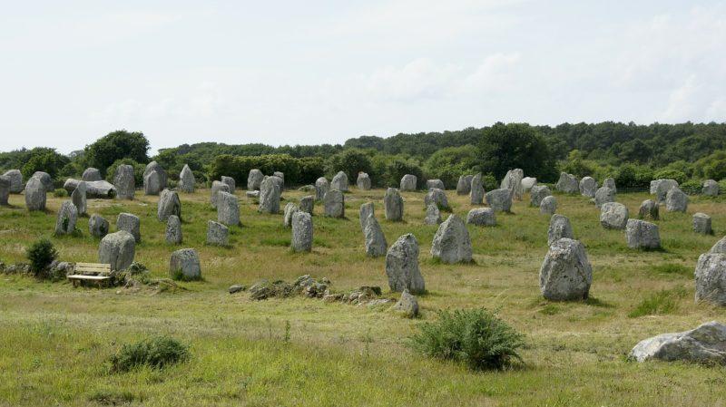 Visiter Bretagne, Alignements de Carnac