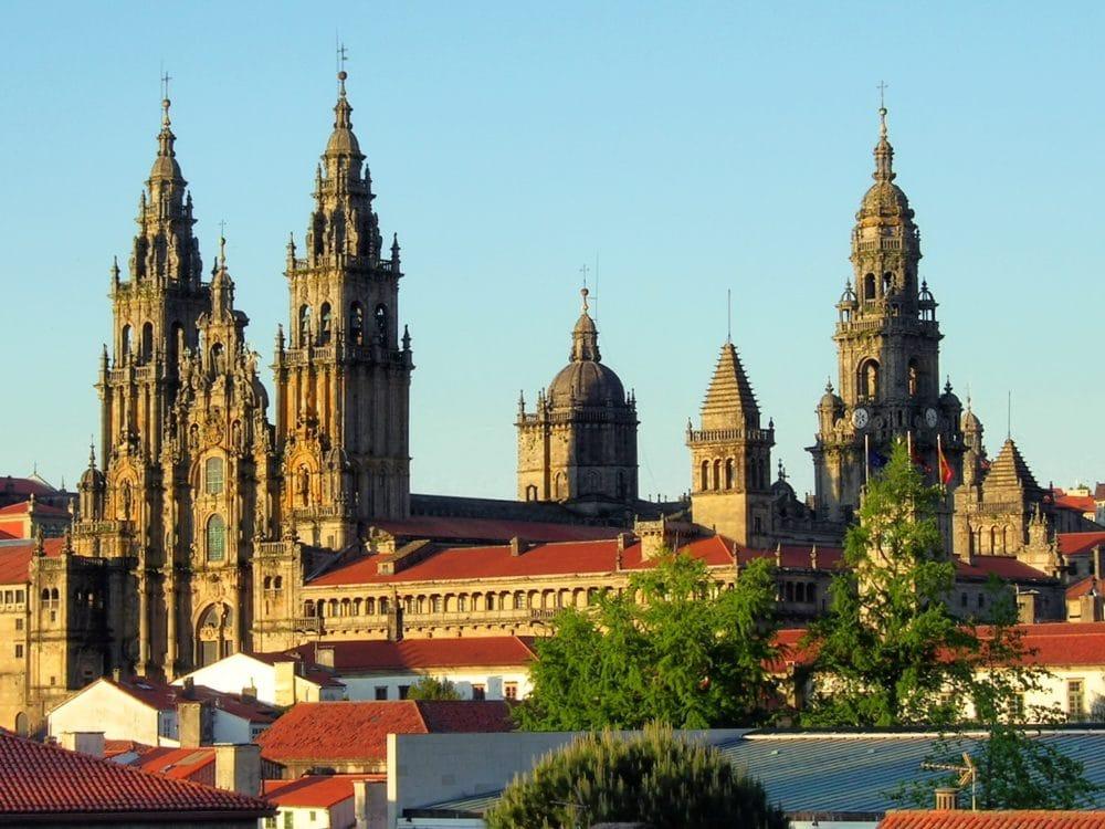 Cathédrale de Saint Jacques de Compostelle, Espagne