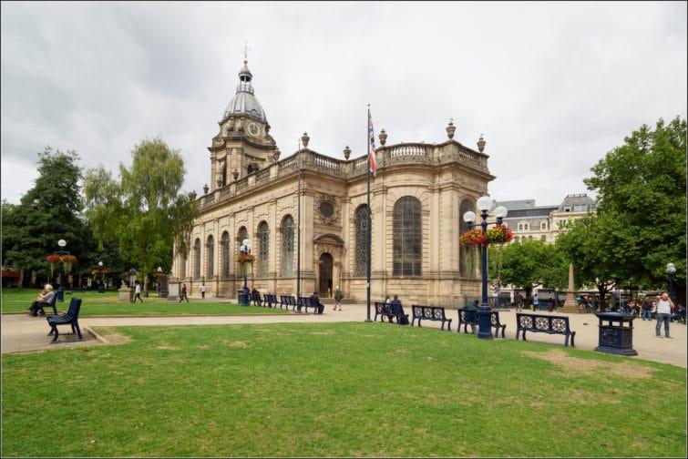 Cathédrale de Birmingham