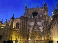 Cathédrale de Séville et la Giraldaa