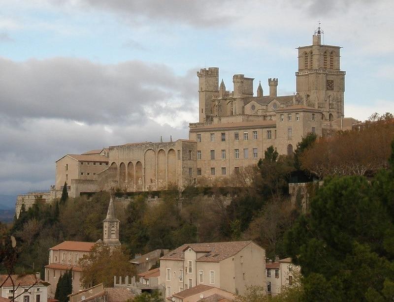 Visiter Béziers, centre ville