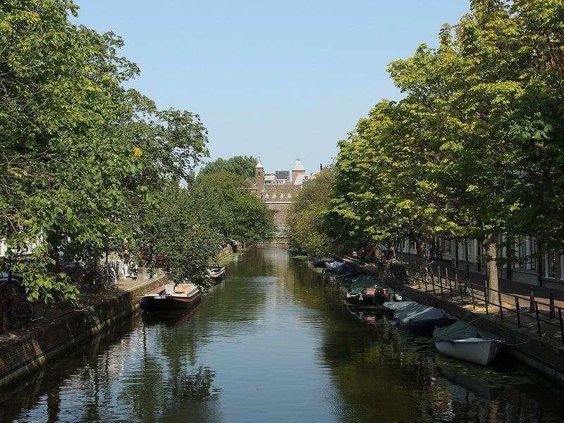 Quartier Centrum, La Haye