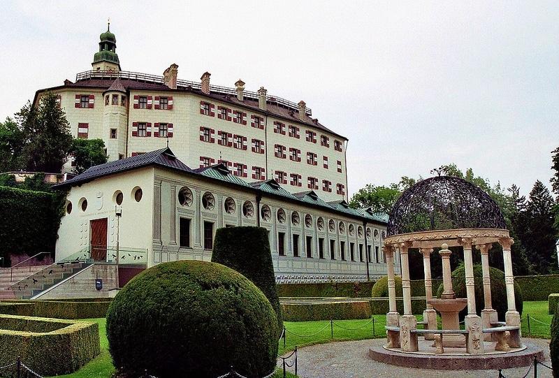 Château d'Ambras, Innsbruck
