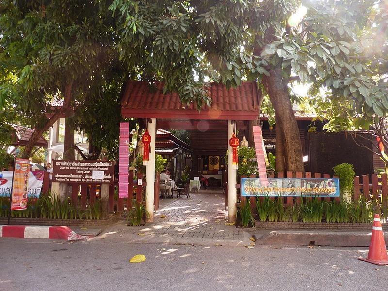 Women Correctional Institution Training Center, Chiang Mai