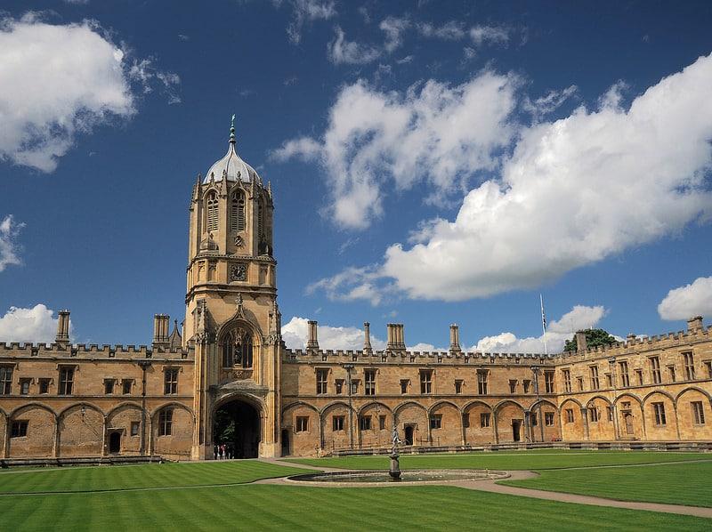 Christ Church college d'Oxford