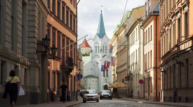 Dans quel quartier loger à Riga ?