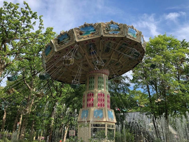 Par d'attractions Duinrell, La Haye