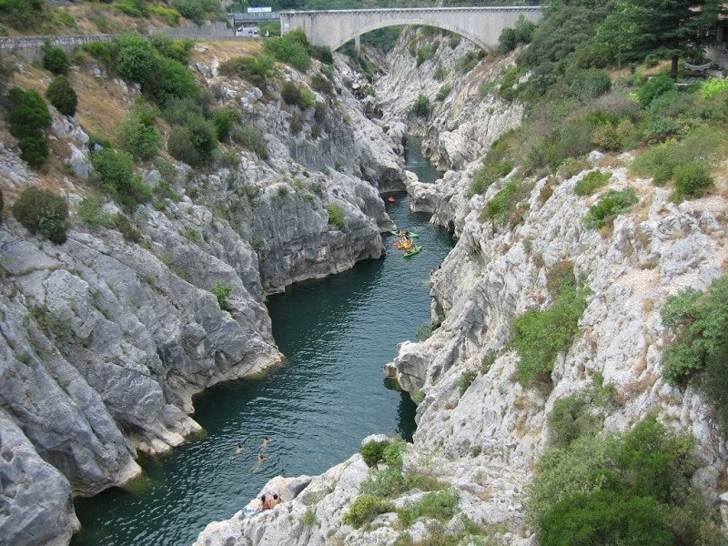 Canoa, kayak Hérault