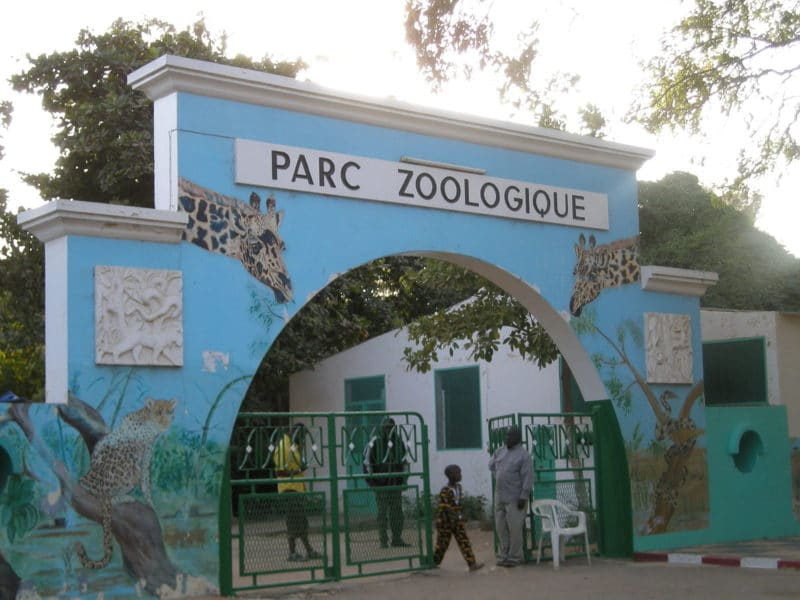 Zoo Hann, Grand Yoff, Dakar