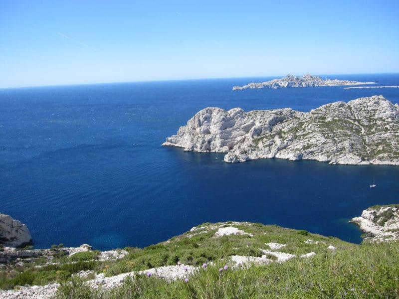 Ile du Riou, Marseille