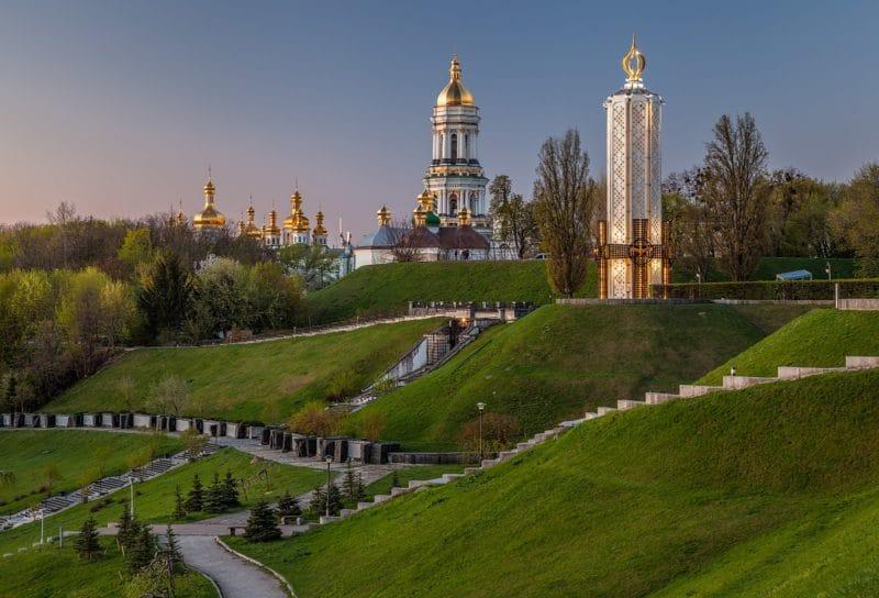 La Laure, grottes de Kiev