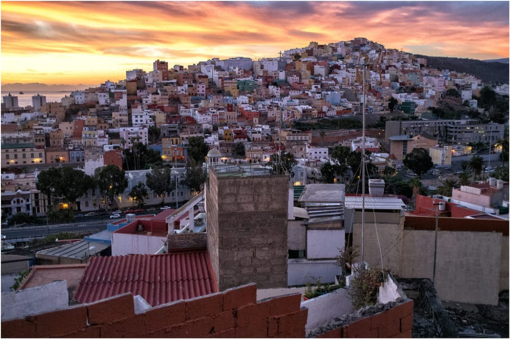 Las Palmas, Îles Canaries, Espagne