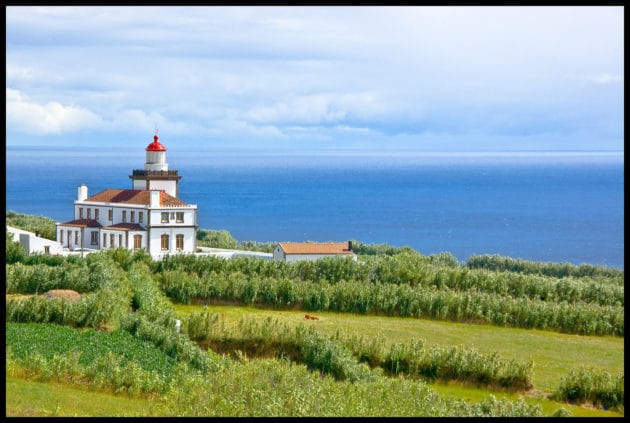 Dans quelle ville loger aux Açores ?