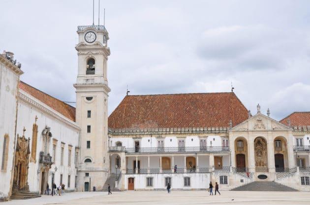 Dans quel quartier loger à Coimbra ?