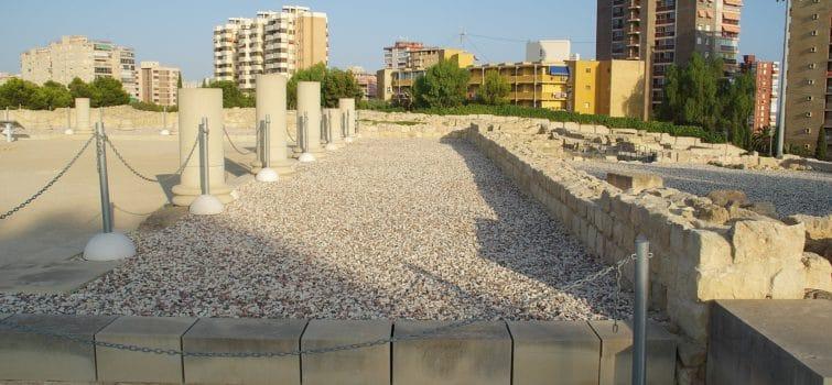 Site Archéologique de Lucentum, Alicante