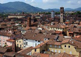 Loger à Lucques, Italie
