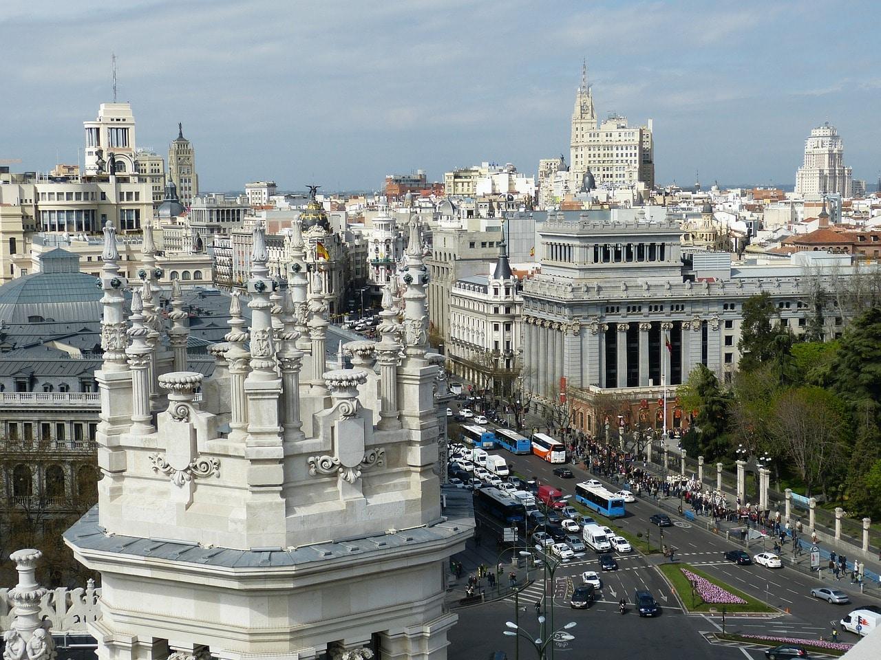 Nouvel An à Madrid à partir de 226€ par personne !