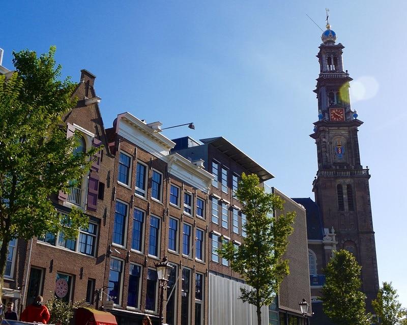 Visiter Maison Anne Frank