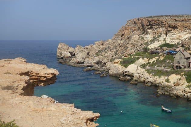 1 semaine à Malte à partir de 179€ par personne (Vols A/R + hébergement + voiture de location)