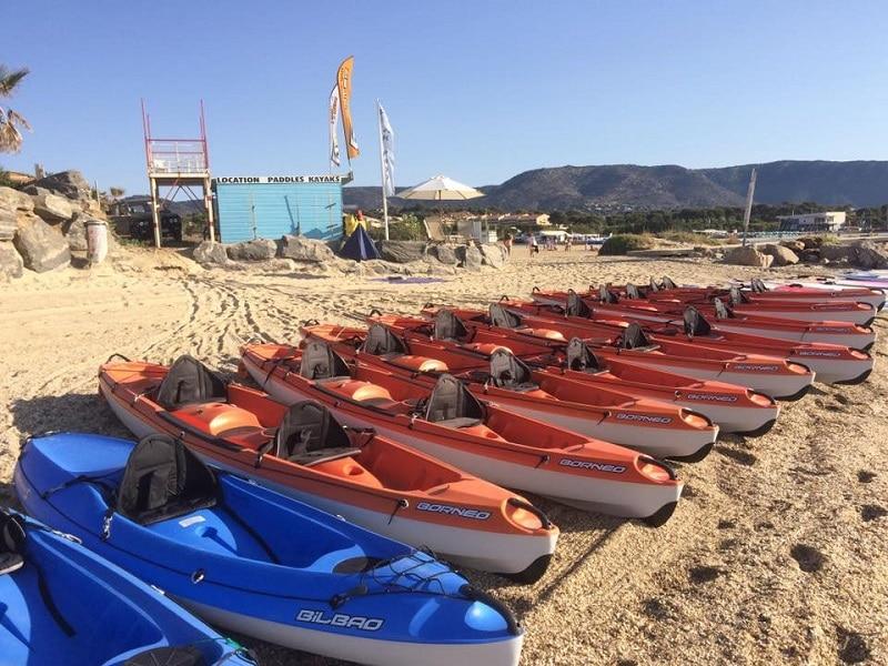 Canoë-kayak Chez Mister Paddle