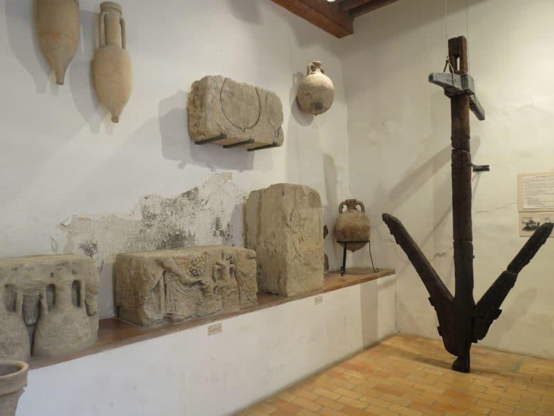 Musée archéologique, Narbonne