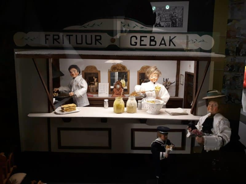 Frietmuseum, Bruges