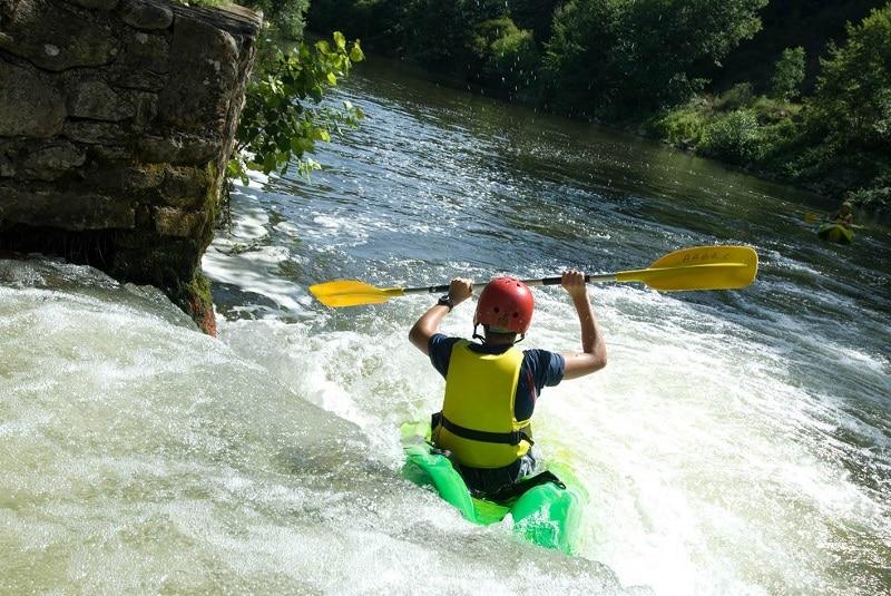Canoe-kayak Aagac, Aveyron