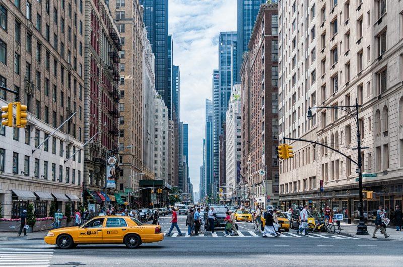 Transports à New York