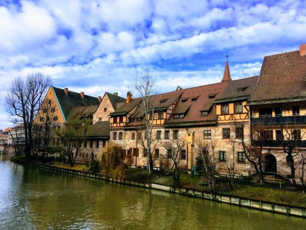 Dans quel quartier loger à Nuremberg ?