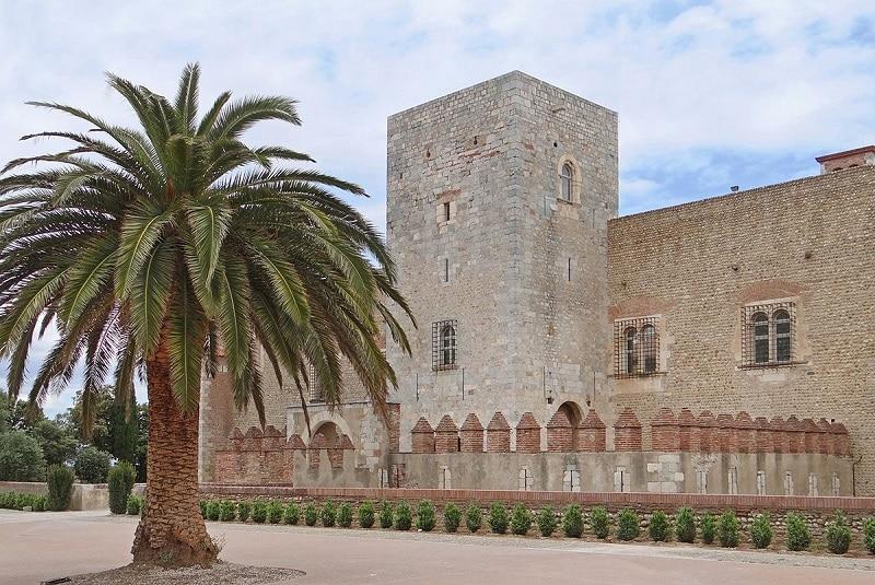 Visiter le palais des rois de Majorque, Perpignan