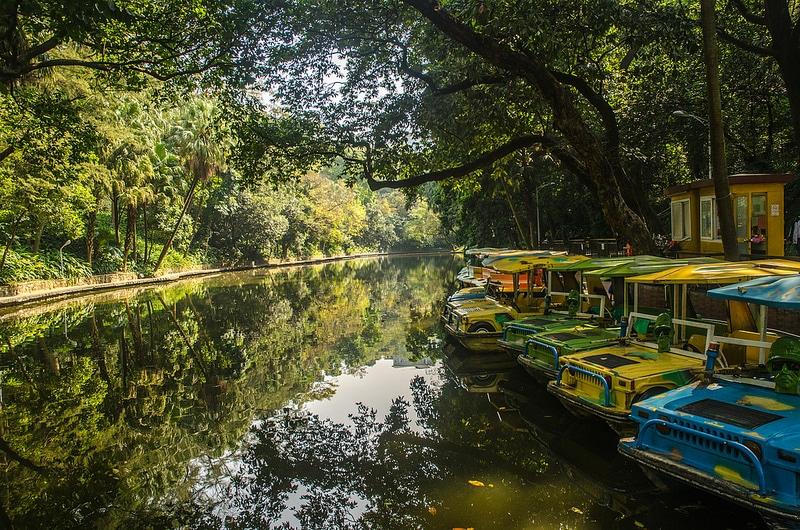 Parc Yuexiu, Guangzhou, Canton